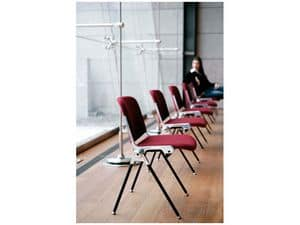Picture of Agor�, fixed frame chairs