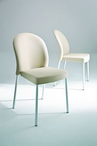 Picture of Marostica cod. 11/I, metal chairs
