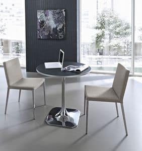 Picture of Tulip chair, metal chairs