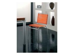 Picture of Yuppie, metal chair