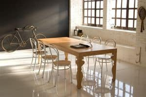 Picture of Madame-AL, linear dining chairs