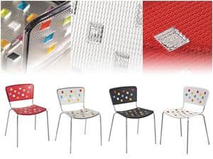 Picture of Mosaico, versatile dining chairs
