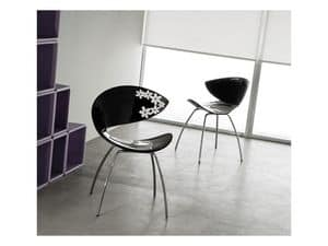 Picture of Twist Fiori, simple dining chair