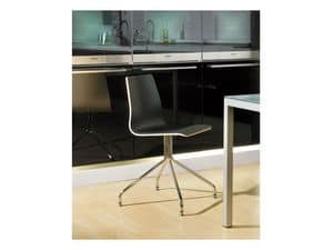 Picture of Fast octopus, chairs in metal and wood