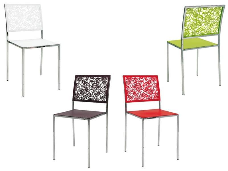 modern metal chair waiting rooms 590 k18c