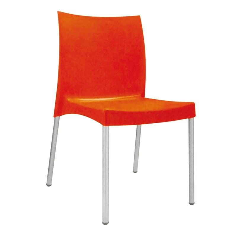 Seats Chairs Modern Metal Plastic Idf