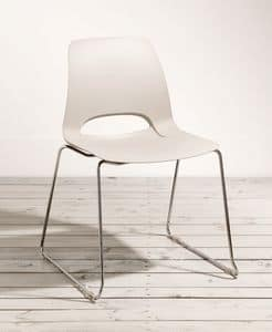 Picture of BOPPER SLITTA, modern dining chairs