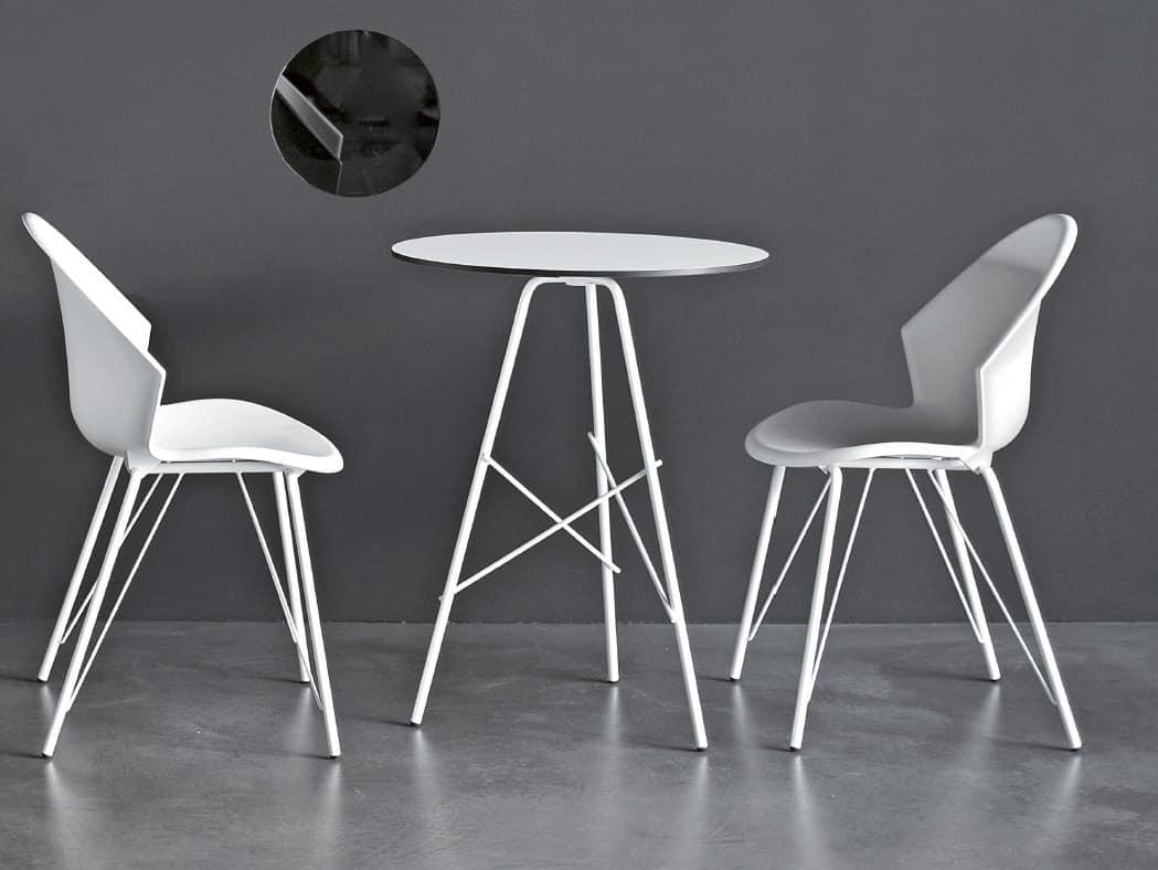 Commetal Chair Design : home p11 design categories index seats chairs modern design metal ...