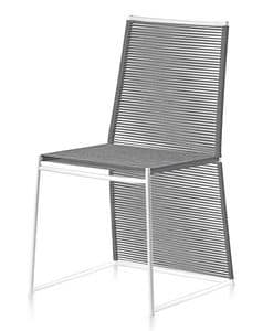 Picture of Ultralight-05, chair-with-shell-in-plastic-material
