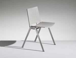 HL3 1, Chair with folding seat for work and community