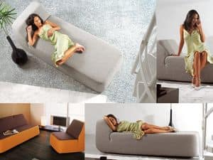 Picture of Nuda, comfortable chaise longue