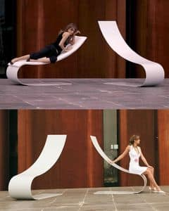 Picture of ONDA by Granese Design, chaises longues