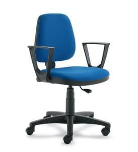 Picture of Elegance EG151F, simple office chair
