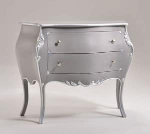 Picture of CHIC chest of drawers 8317, carved cabinets