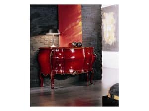 Picture of ORAZIO chest of drawers 8312, wooden chest of drawers