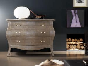 Picture of Vogue chest of drawers VGN021E, unit with drawers
