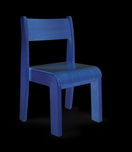 PENNY, Stackable chair for kids, easy to wash