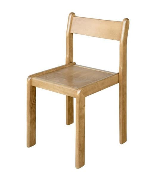 Simple Wooden Chair Simple seats synagogue 230