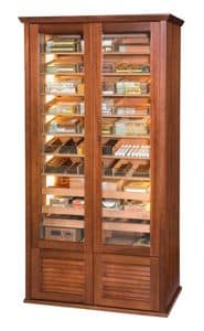 82437 Grand Clima, Cigar humidors, conditioned showcase for cigars, for Tobacco shop