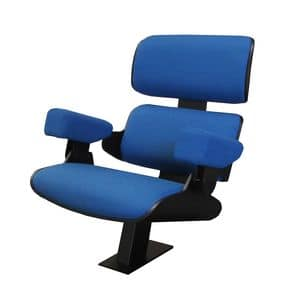 Picture of Eliseo, padded seat chairs
