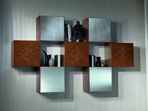 Picture of LB19-B Mondrian, carved furniture