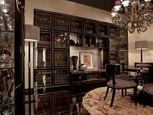 Picture of Luxury Cubica Unit, wooden cabinets