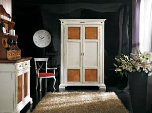 Art. H110 PANTRY CLOSET, Pantry wardrobe, in Provencal style