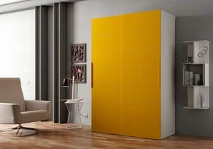 Wardrobe Slider AS 11, Modern wardrobe designed for home and office