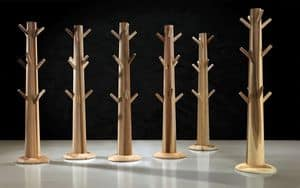 Picture of IAPPO TREE, standing or wall hanging coat hangers