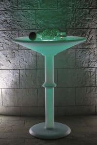 Picture of Antigua cocktail table, tall-table