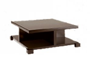 Downtown squared coffee table, Square coffee table for sitting room
