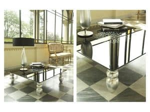 Picture of t113 decor, linear design small table