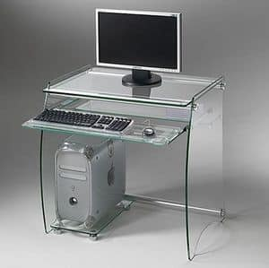 Picture of Clear PC01, pc-writing-desks