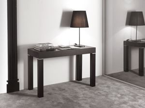 Art. 736 Mitika, Console with 6 extensions, in various finishes