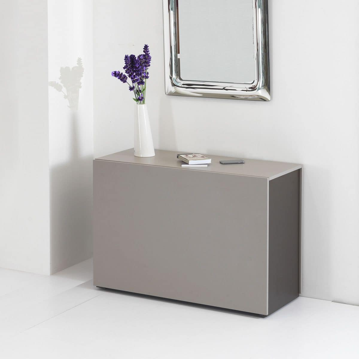 Proteo Comp 01 Space Saving Set With Console Table And
