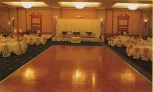 Picture of Dancefloor, contract complements