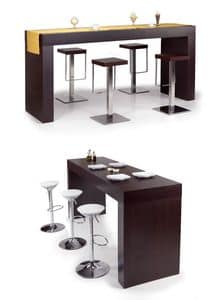 Picture of Happy Hour 1842, tall bar tables