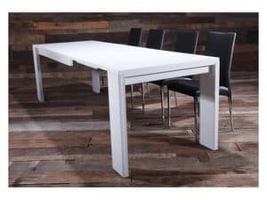 Picture of Re, elegant extendable table