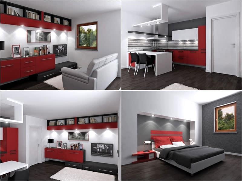 Restaurant or hotel systems custom furniture for bars - Interior design udine ...