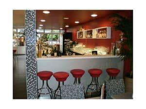 Picture of Restaurant 02, made-on-measure bar furniture