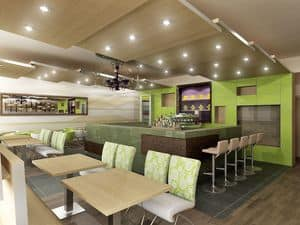 Picture of Wel restaurant concept, contract furniture