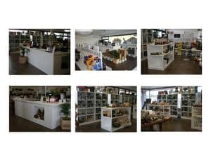 Picture of Wineshop, made-on-measure bar furniture