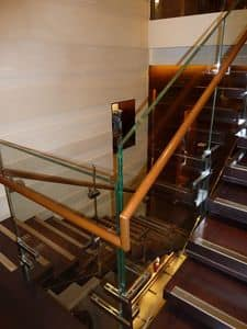 Picture of Zegna Roma stairs, suitable for sitting room