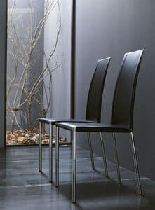 Picture of trix, linear chairs