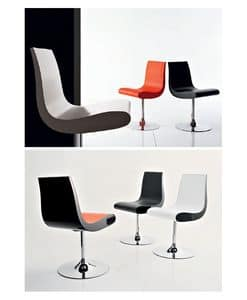 Picture of Futura 483, minimal metal chair