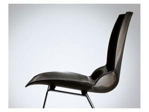 Picture of Kaleidos, chair with metal frame