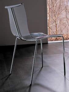 Picture of zelig, modern dining chairs
