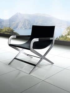 Picture of Crossover easy-chair 10.0199, linear chair