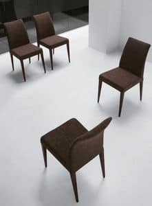 Picture of matrix lg, modern wooden chair