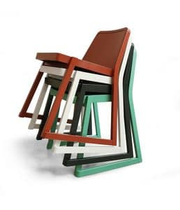Picture of ART. 0040 ROXANNE, refined-wooden-chairs